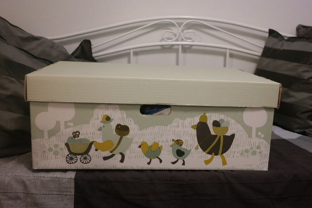 Finnische Babybox
