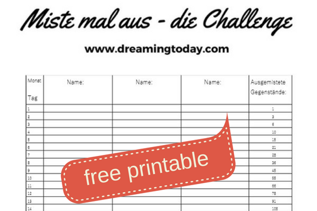 Ausmistchallenge-Dreaming-Today