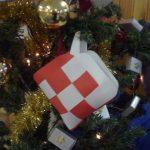 DIY: last minute Weihnachtsbaumdeko